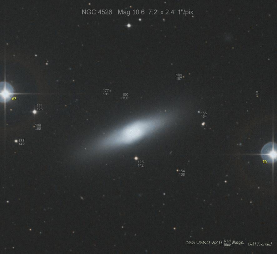 supernova sn 1994 d - photo #16