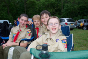 Boy Scout Troup 67