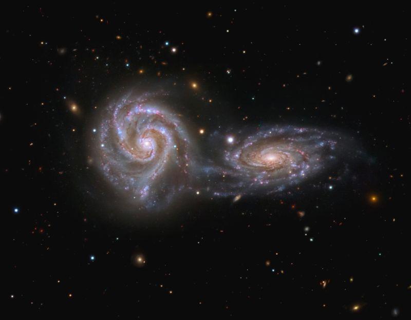 Andy Chapman NGC5426 and 5427