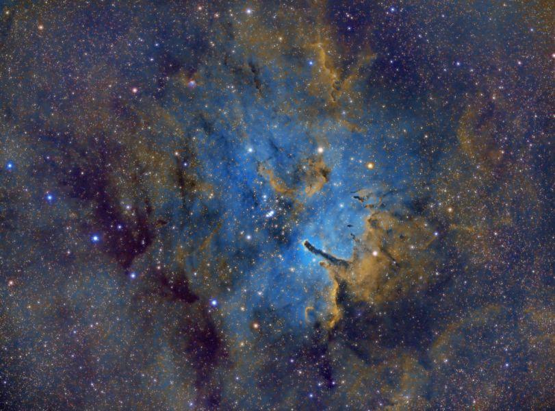 NGC 6820 - Gary Opitz