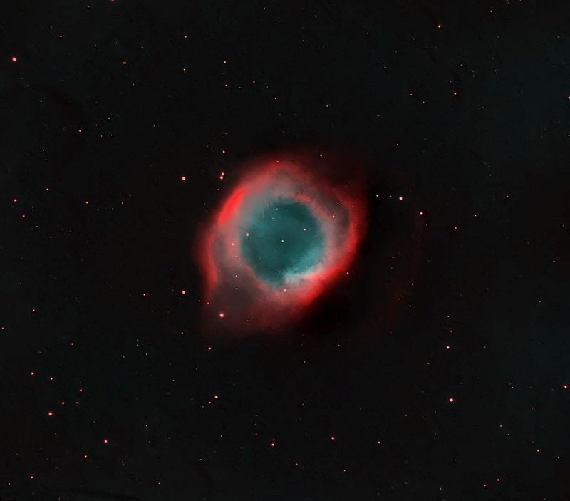 James Canning -  Helix Nebula