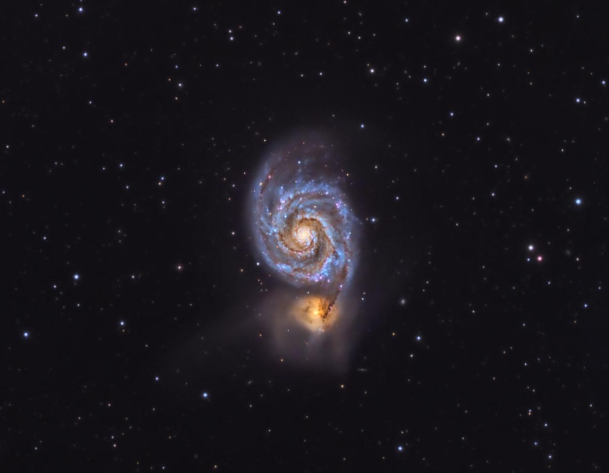 M51, Gary Opitz