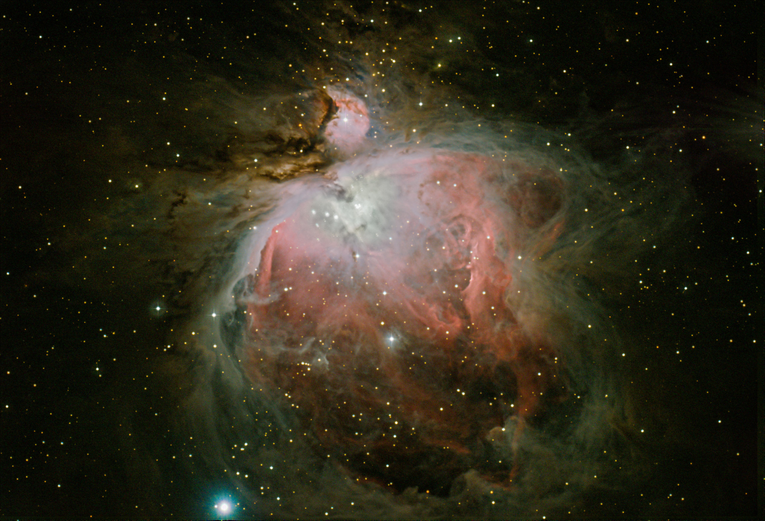 M42, photo by Pat Cosgrove